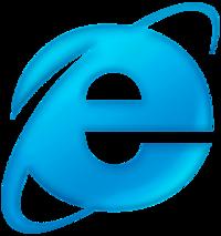 Microsoft Internet Explorer 6 logo